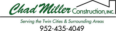 Chad Miller Construction Logo