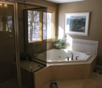 Bathroom by Chad Miller Construction